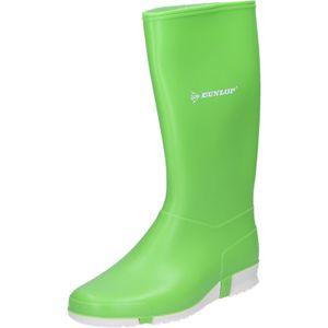 Dunlop Stiefel Sport lime hellgrün/weiß Gr. 40