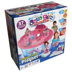KidWize Aqua Gelz Deluxe Castle Prinzessin Schloß Wasser Gel Figur selber machen