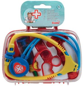 Simba Doktorkoffer Arztkoffer Puppenklinik Kinder Puppen Doktor Arzt , Design:2