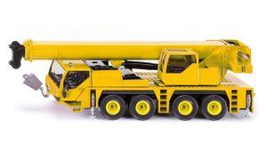 Siku Feuerwehr Kranwagen Baufahrzeug gelb ; 2110