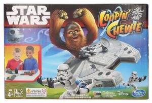 Hasbro Star Wars Loopin Chewie Boardgame 1stuk