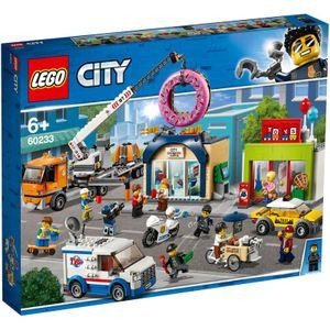 LEGO® City Große Donut-Shop-Eröffnung, 60233