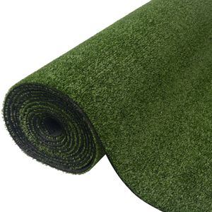 dereoir Kunstrasen 0,5 x 5 m / 7 - 9 mm Grün