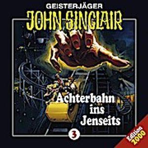 Sinclair,John Folge 3-Achterbahn ins Jenseits