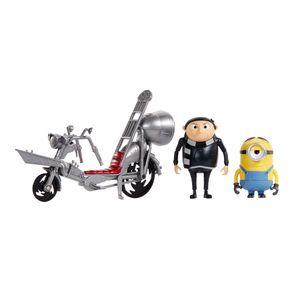 Minions Movie Moments Pedal Power Gru