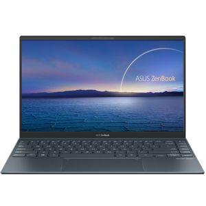 "ASUS ZenBook grau 35,6cm (14"") i5-1035G1 8GB 512GB W10"