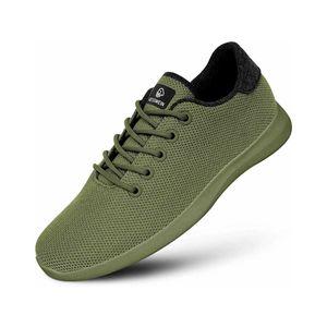Giesswein Damen Sneaker Sneaker Low Textil grün 39