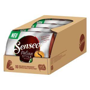 SENSEO Pads Italian Style Senseopads UTZ  80 Getränke Kaffeepads