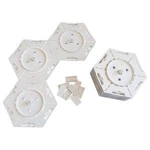 Cololight CL907, Montageset, Wand, Weiß, Kunststoff, 10 Stück(e)