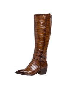 Marco Tozzi Damen Stiefel braun 2-2-85500-25 F-Weite Größe: 38 EU