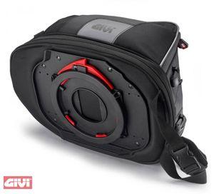 GiVi XSTREAM-BAG -Tankrucksack schwarzTANKLOCK 14 - 18 Liter Volumen / Max. Zuladung 2 kg