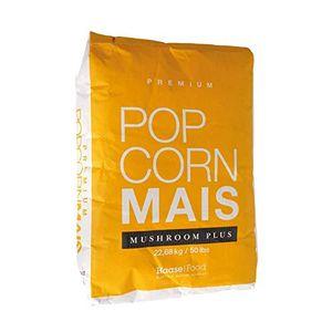 Popcornmais Premium PLUS Mais der Klassiker des Popcorn Mais Kinopopcorn 22,68 Kg Sack XXL 1:46 Popvolumen Top Angebot