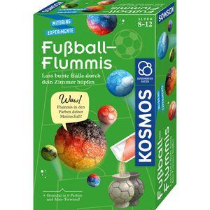Kosmos Fussball-Flummis Lass bunte Bälle durch dein Zimmer hüpfen