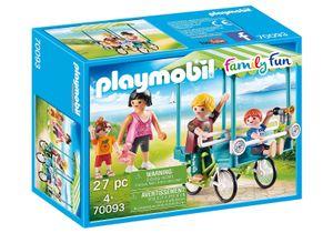 PLAYMOBIL Familien-Fahrrad, 70093
