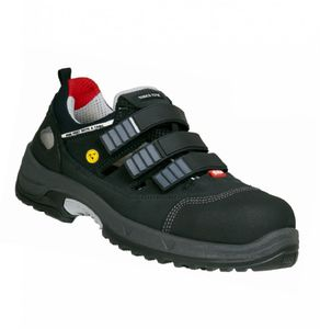 JALAS Sicherheitsschuhe ZENIT 3000 S1 Sandale Arbeitsschuhe Sicherheitssandale, Schuhgröße:47