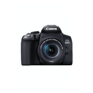 Canon EOS 850D + EF-S 18-55mmf/4-5,6 iS STM, Farbe:Schwarz