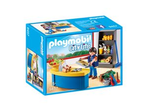 PLAYMOBIL 9457 Hausmeister mit Kiosk