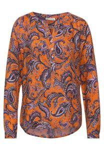 Street One Bluse, Farbe:32905 shiny tan, Größe:38