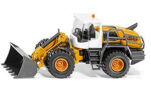 Siku 3561 Liebherr L 566 Radlader orange Maßstab 1:50
