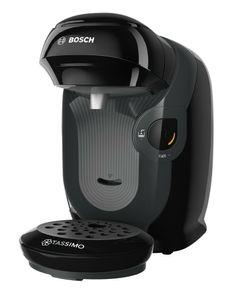 Bosch TAS1102 Tassimo Style, Farbe:Schwarz