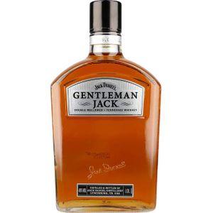 Jack Daniels Gentleman Jack Whiskey 40% 1,0L