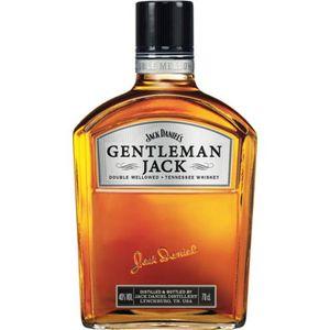 Jack Daniel's Gentleman Jack Rare Tennessee Whiskey   40 % vol   0,7 l