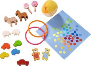 HABA 301990 - Little Friends – Spielset Lieblingsspielsachen 4010168219257