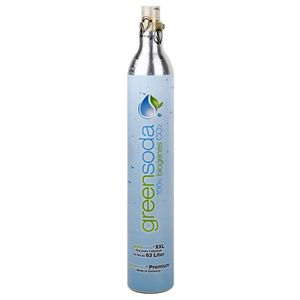 Greensoda 450g (63 l) Biogen CO2-Zylinder