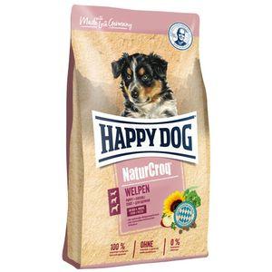 Hundefutter Trockenfutter Happy Dog NaturCroq für Welpen 15kg