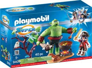 Playmobil 9409 Riesen-Oger mit Ruby