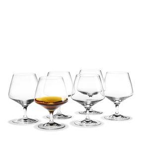 Holmegaard Perfection Cognacglas 6 Stück 36 cl Design Tom Nybroe