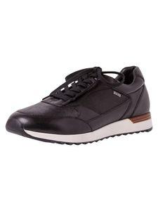 s.Oliver Herren Sneaker schwarz 5-5-13627-26 Größe: 45 EU