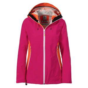 McKinley Damen Funktionsjacke Ifen Rot / Orange 38