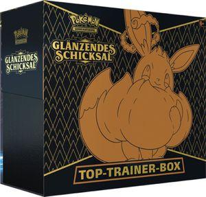 Pokemon Top-Trainer-Box SWSH 4.5 'Glänzendes Schicksal'