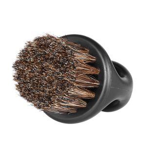 Männer Bart Pinsel Barber Hair Sweep Pinsel Schnurrbart Rasierpinsel Hals Gesicht Duster Pinsel für Friseursalon Haushalt