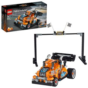 LEGO Technic - Renn-Truck, Konstruktionsspielzeug; 42104