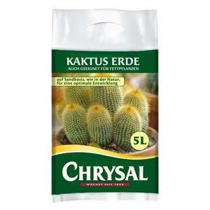 Chrysal Kaktus Erde - 5 Liter