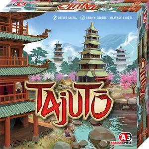 Tajuto, Brettspiel (DE), für 2 bis 4 Spieler, ab 10 Jahren