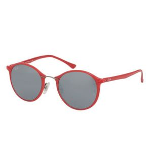 RAY BAN Rot Sonnenbrille RB 4242 764/30 Mixed Red