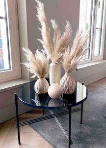 Vasen-Set ZALINA aus Porzellan, 4-tlg.