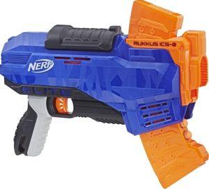 Hasbro Spielzeugpistolen Nerf N-Strike Elite RUKKUS ICS 8