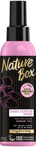 3 x Nature Box Insta Lift-Up Spray mit 100% Kaltgepresstem Mandel-Öl je 150ml