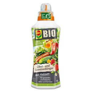COMPOObst- und Gemüsedünger 1 Liter