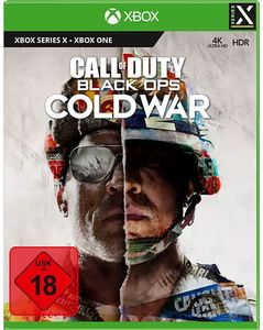 COD   Black Ops Cold War  XBSX Call of Duty - Activ.  Blizzard  - (XBOX Series X Software / Shooter)
