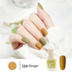 Matte Nagellack Langlebiger, schnell trocknender, matt nagelfreier, matt nagellack CHA201128825