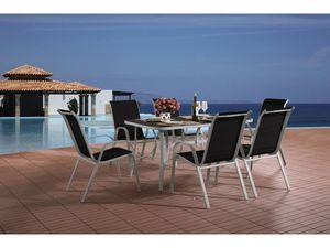 Cordoba + Tropic Gartenmöbel 6 Personen