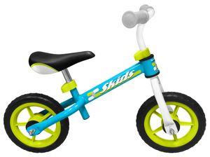 Skids Control Laufräder 2 Räder loopfiets 10 Zoll Junior Hellblau/Hellgrün