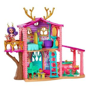 Puppenhaus Enchantimals Mattel (20 pcs)