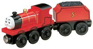 James Holzeisenbahn Thomas und seine Freunde Thomas and Friends Lokomotive Rot