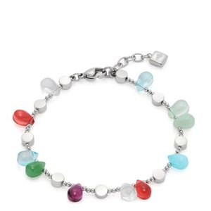 Leonardo 021158 Armband für Damen Sicilia Bunt